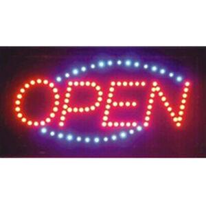 Brand new custom led  Open sign....