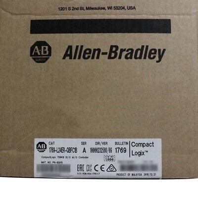 1769-l24er-qbfc1b Compactlogix 5370 L2 Controller 2 Ethernetip Allen-bradley