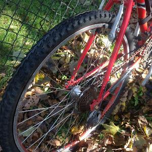 Diamond back outlook bike , needs tlc only 30 dollars Kitchener / Waterloo Kitchener Area image 2