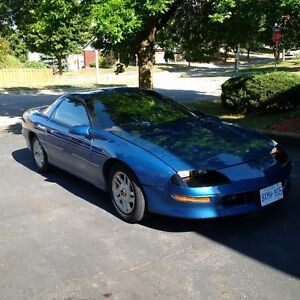 1996 Camaro Trade for ATV, Sled ............