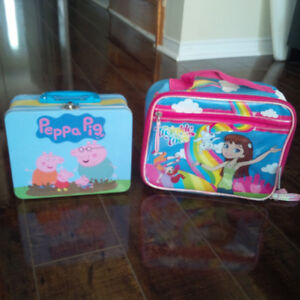 Lunch bags 10 dollars each see photos