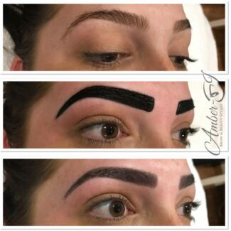 Amber-J Brow and Beauty Stylist - Home Salon