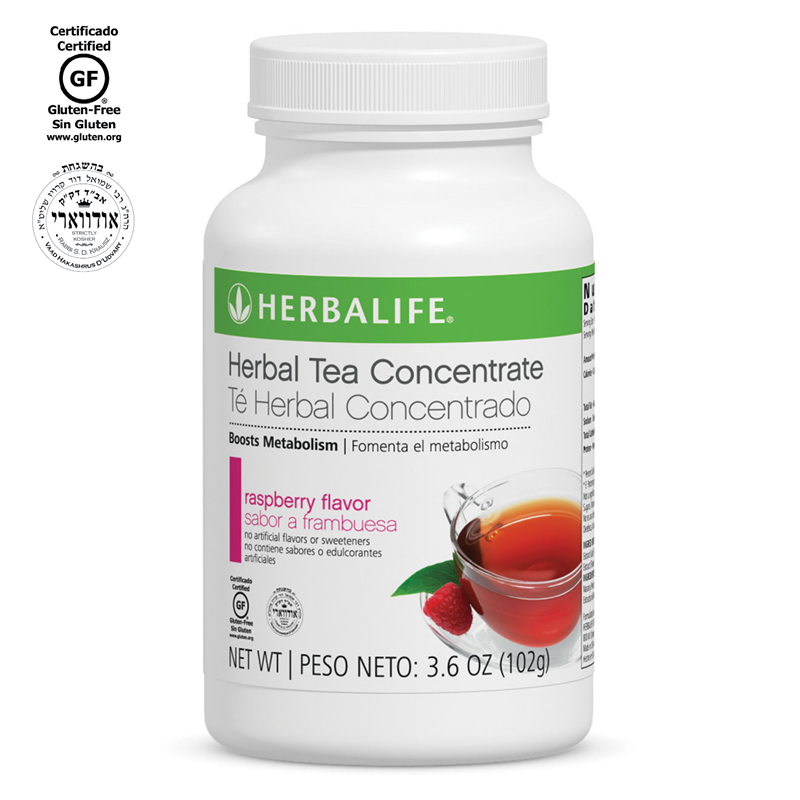 Herbal Life Concentrated Tea / All Flavors / Free shipping