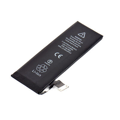 For iPhone 5 5G New 1440mAh Li-ion Battery Replacement with Flex Cable
