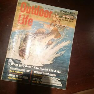 old hunting magazines