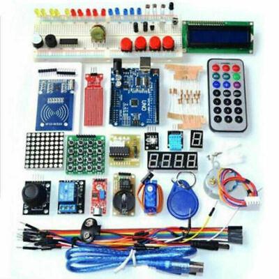 NEUESTE RFID Starter Kit für Arduino UNO R3 Verbesserte Version Learning Suite