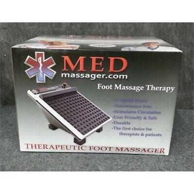 MedMassager MMF07 11 Speed Foot Massager, Worn Box
