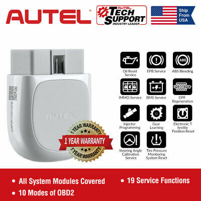 Automotive OBD Scanner ABS SRS Airbag DPF BMS TPMS EPB Oil Reset Diagnostic Tool