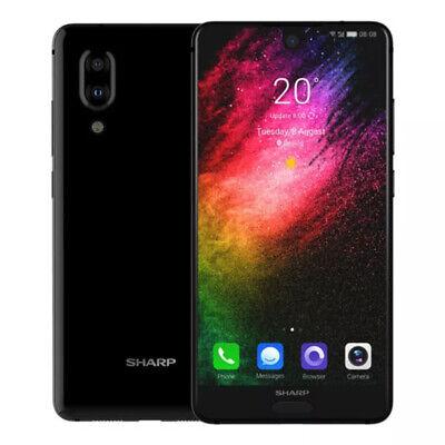 "5.5"" SHARP AQUOS S2 Snapdragon 630 4GB/64GB Type-C Smartphone Dual Camera GPS"