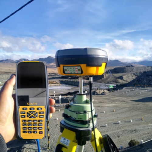 South S82 Measure GPS RTK  with H5 handbook (English voice broadcast)