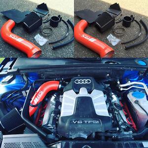 +Audi air intake kit brand new A6/a7 s4/s5/q5/sq5 RS Performa