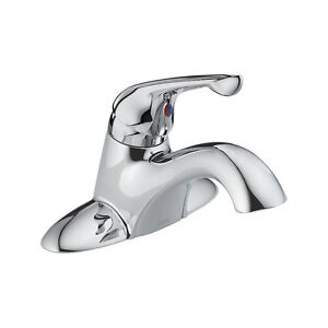 Delta 536-TP-DST Classic Bathroom Faucet - Chrome