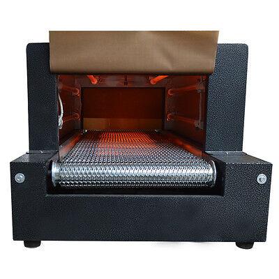 220v Heat Shrink Packaging Machine Shrink Tunnels Large Film Shrink Packaging