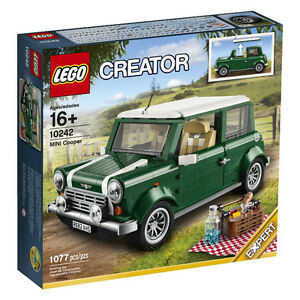 Lego MINI Cooper MK VII (10242) - New