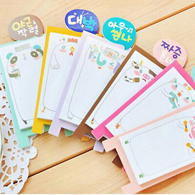 First-rate Cute Paste Bookmark Marker Memo Flags Index Notepad Sticky Notes Lg