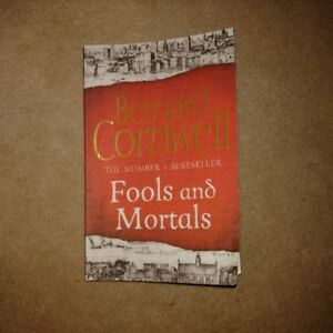 Book:  Barnard Corwell ; Fools and Mortals  $10