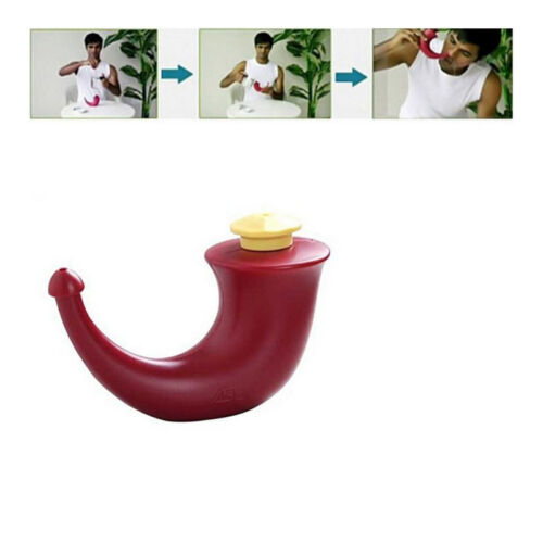 1 X Yoga Nasal Plastic Neti Pot Sinu-cleanse Clean Sinuses Wash System Nose Care
