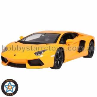 1:14 Scale Licensed Lamborghini Aventador RC Car RTR Free Pickup Mount Waverley Monash Area Preview