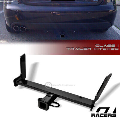 For 2002-2008 Audi A4/S4 Class 1 Trailer Hitch Receiver Rear Bumper Towing 1.25""