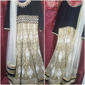 Indian partywear dress large size