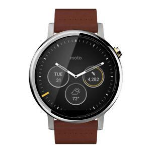 Moto 360 Gen2  smartwatch Homme 46 mm neuf dans la boîte