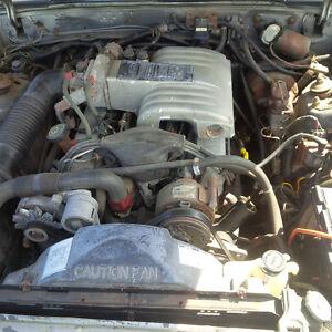 2 mustang 302 5.0L H.O. motors running