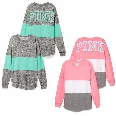 Fashion Letters Print Women Long Sleeve Hoodie Sweatshirt Pullover Sweater Tops