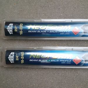 TRICO NeoForm Wiper Blades (part numbers 16-220 and 16-240) Kitchener / Waterloo Kitchener Area image 2