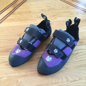 Women's Rock Climbing Shoes Size 8