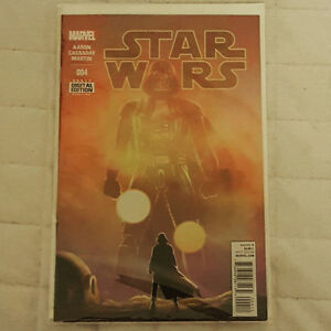 MARVEL STAR WARS issue no.4