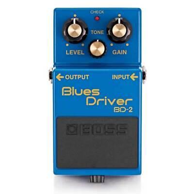 Boss BD2 Blues Driver Guitar Effects Pedal