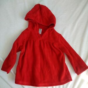 Size 2T Girl's red sweater Kitchener / Waterloo Kitchener Area image 1