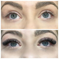 Mobile Classic and Volume Eyelash Extensions!