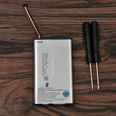 Genuine Sony Battery Sp65m For Playstation Ps Vita Pch 1001 Pch 1101