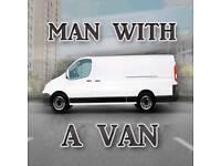 2 Man with van