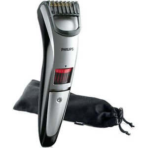 norelco cordless beard mustache trimmer electric men sideburn precision shave ebay. Black Bedroom Furniture Sets. Home Design Ideas