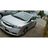 2011 EXL Honda Civic