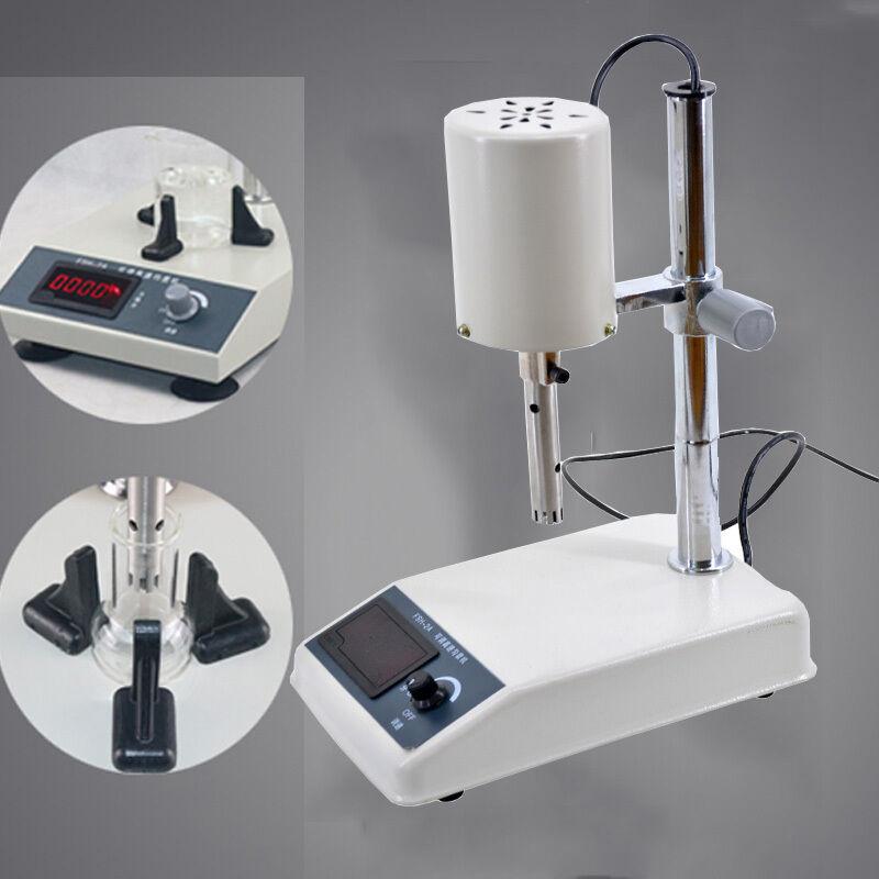 220V 200W Adjustable high speed Emulsifying homogenizer Laboratory dispenser USA
