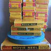 Digitize your old home movies - 16mm, 8mm and Super 8