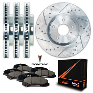 PONTIAC models -= Brake Rotors =-  !! FREE PADS & SHIPPING !!