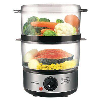 Brentwood 2-tier Food Steamer