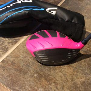 Ping bubba pink G Driver