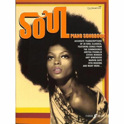 Soul Piano Songbook - Songbook Klavier, Gesang & Gitarre Noten [Musiknoten]