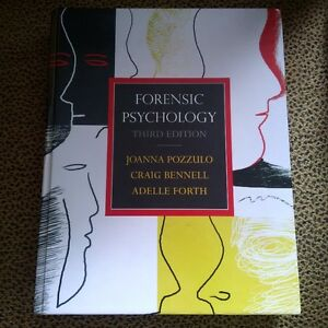 UOIT Criminology Books Kawartha Lakes Peterborough Area image 5
