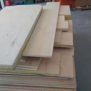 "Oak Plywood sheets .750"" Kitchener / Waterloo Kitchener Area image 4"