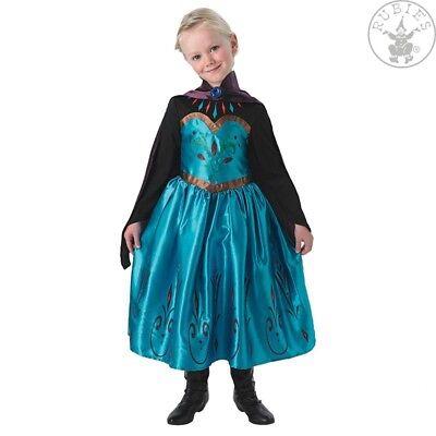 Rubies 3610376 - Elsa Frozen Coronation * Disney Prinzessin * Eiskönigin - Elsa Krönung Kleid Kostüm