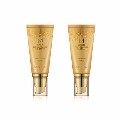 [MISSHA] M Gold Perfect Cover BB Cream 50ml - BEST Korea Cosmetic Gold Bb