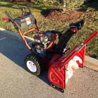 "Snowblower. Toro. Two Stage. 28"". 305cc Briggs & Stratton"