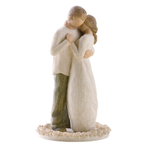 Topper Willow Tree Promise Cake Figurine