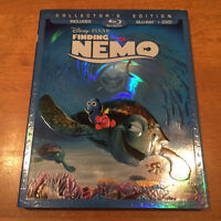 Finding Nemo BLU-RAY + DVD Collector's Édition